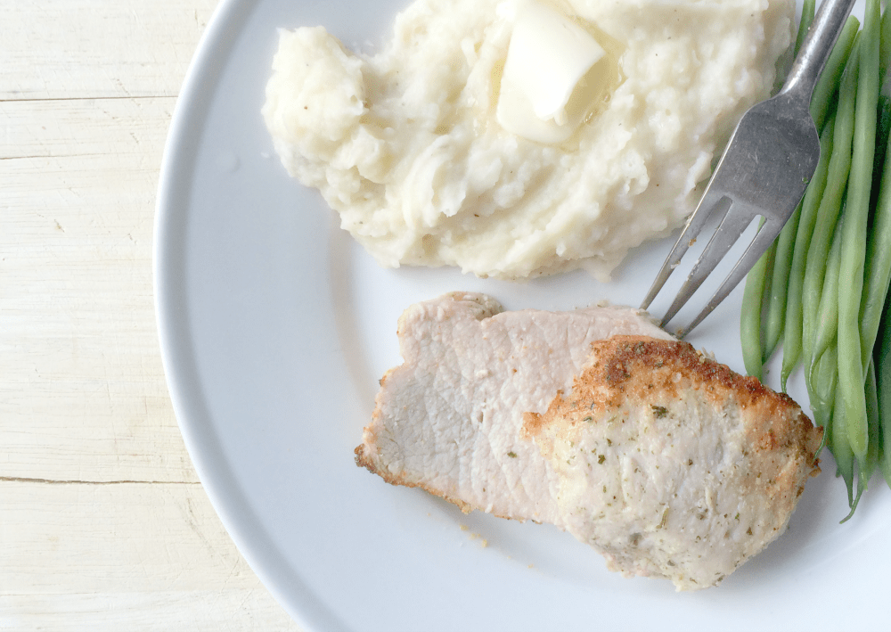 Roast Pork Loin is sooo easy to make and super yummy!