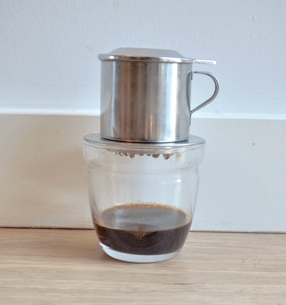 How To Make A Quick And Easy Vietnamese Iced Coffee!