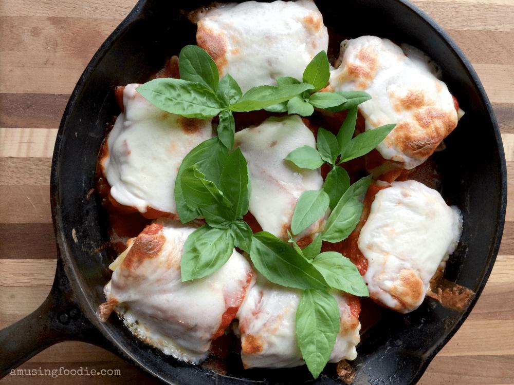 cast-iron-skillet-lasagna-rolls-4