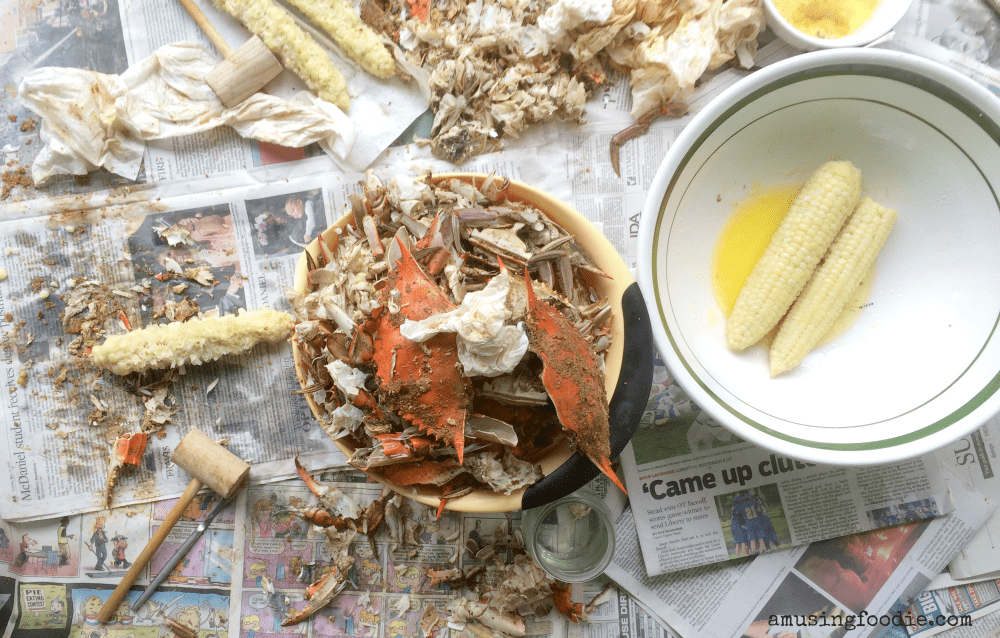The 10 Best Things About Picking Maryland Crabs!