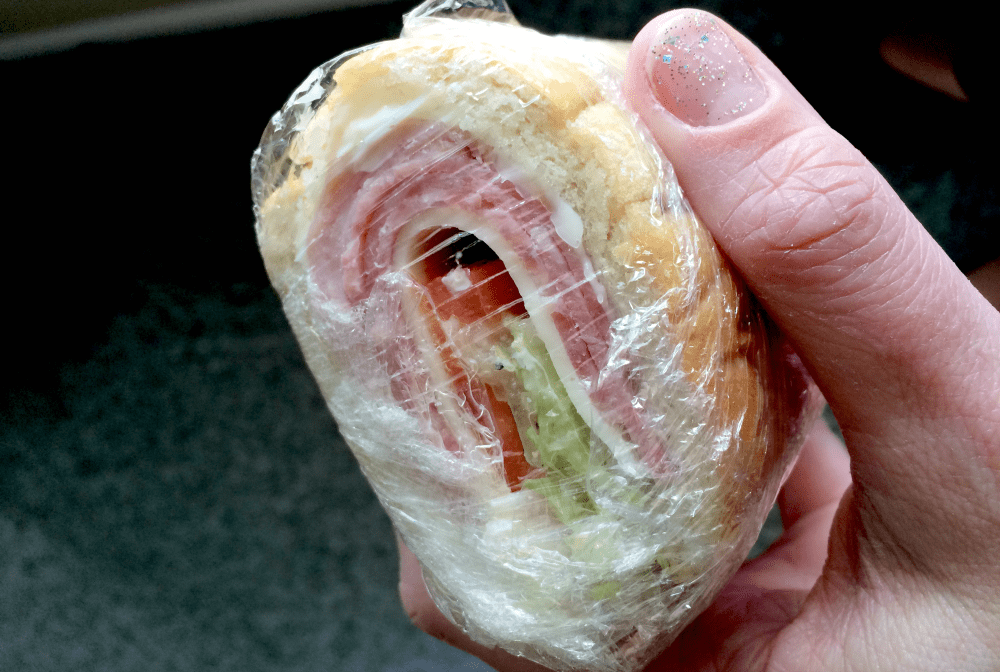 Twinbrook Deli Italian cold cut, in Rockville, Maryland. Best. Subs. Ever.