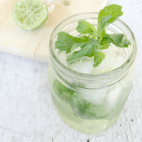 Mojitos With Gin