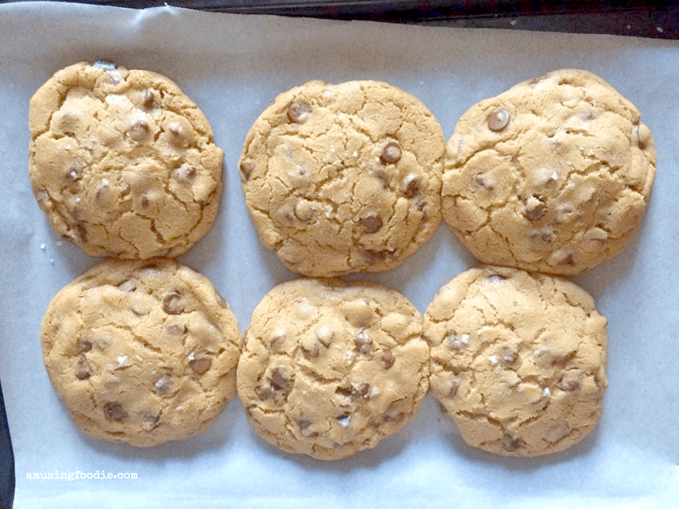 "Trying ""The New York Times"" Chocolate Chip Cookies Recipe ... is it worth the wait?"