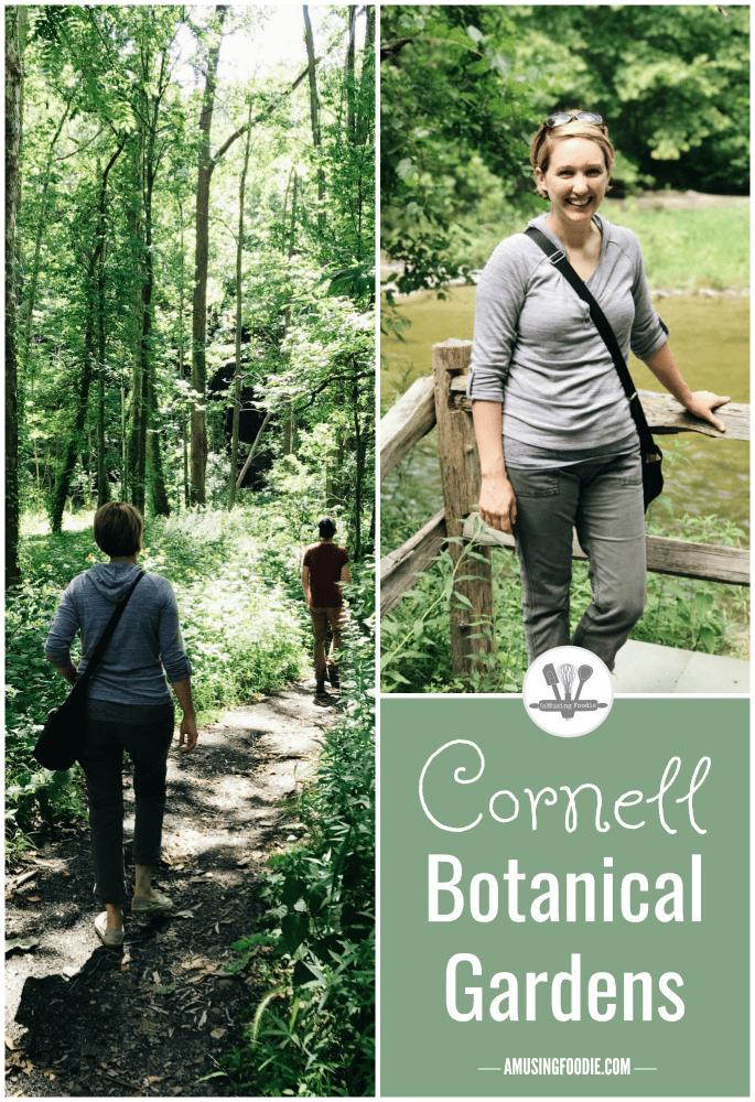 Visit the Cornell Botanical Gardens when you stay at Seneca Lake in New York.