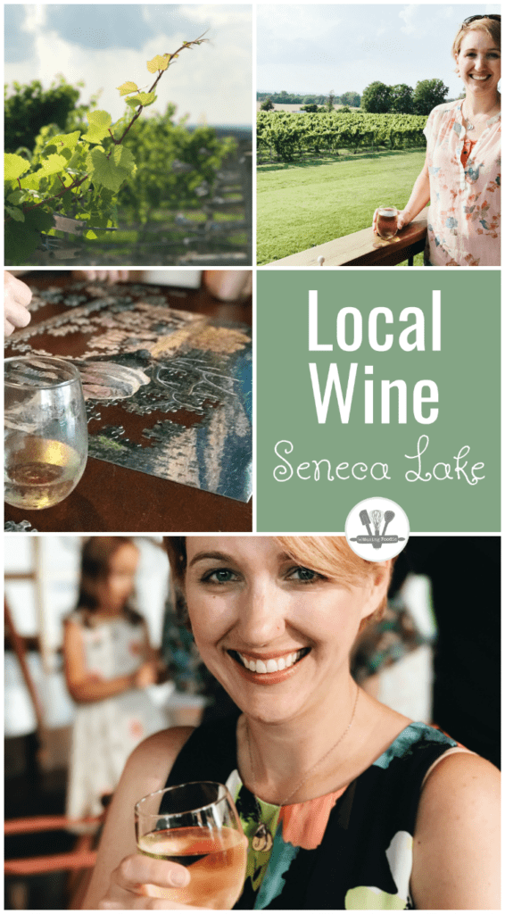 Enjoy a huge variety of wineries, breweries, distilleries and cideries at Seneca Lake in New York!