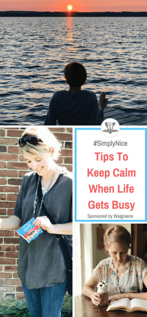 A few simple tricks can help life run a little smoother when things get busy!