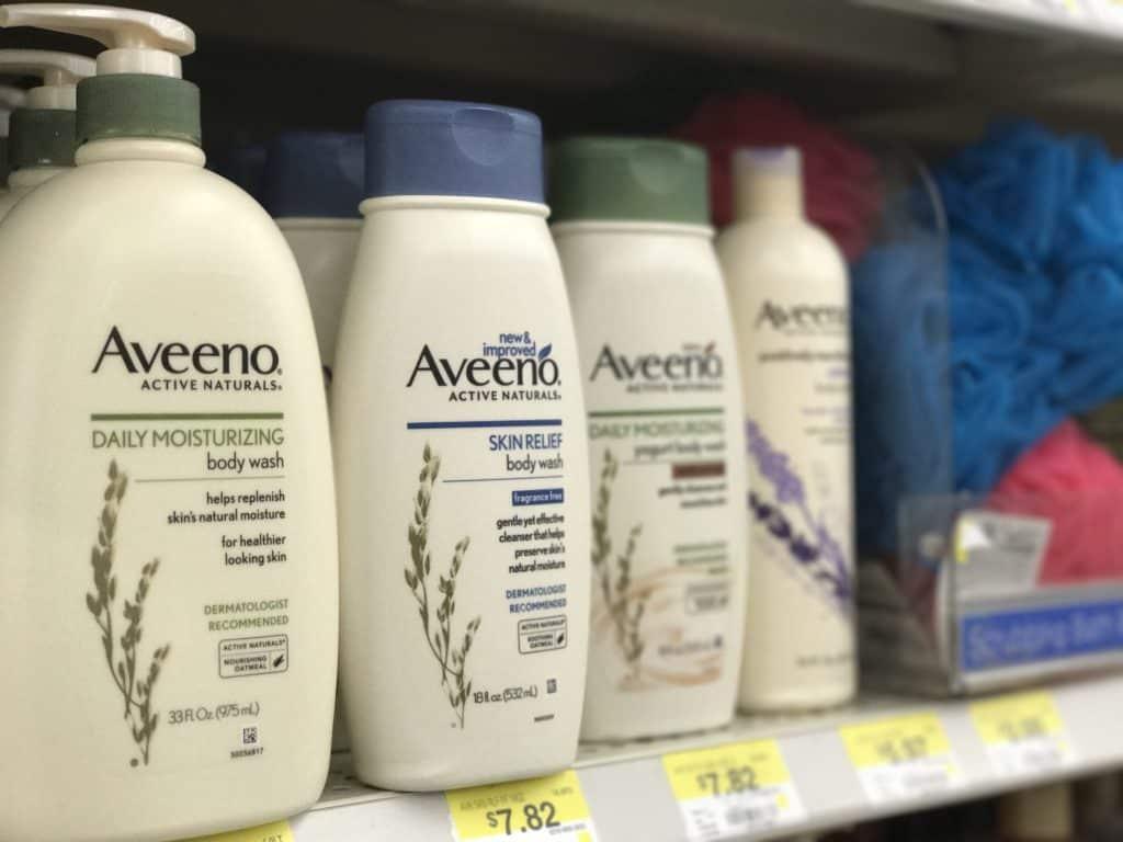AVEENO® Skin Relief Body Wash at Walmart