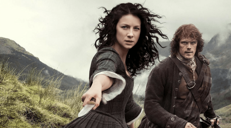 10 reasons why Outlander is so popular and why you should read and watch!