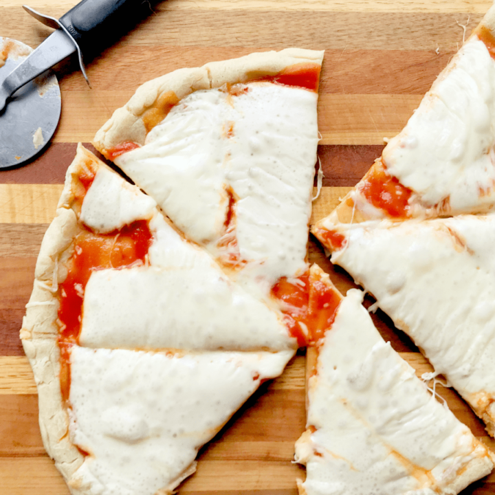 Gluten Free Homemade Pizza Crust