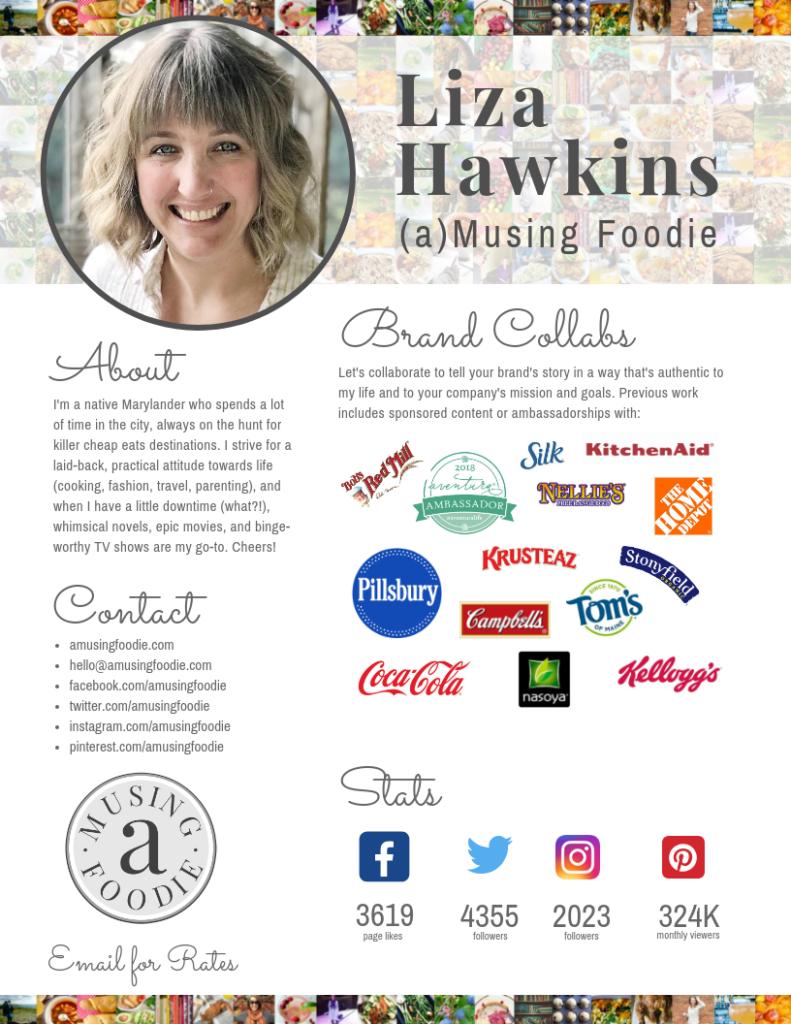 Liza Hawkins | (a)Musing Foodie