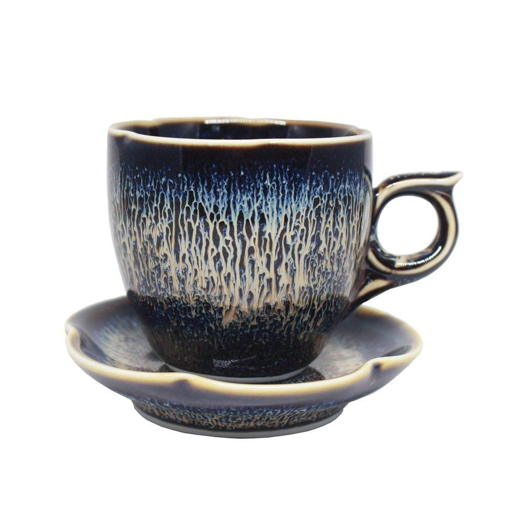 """Art lovers can find inspiration from just about anywhere, including from something as simple as a mug. Except, it's not just a """"simple"""" mug when it's in view for at least a few hours each morning, with the ability to delight the senses—including visually."""