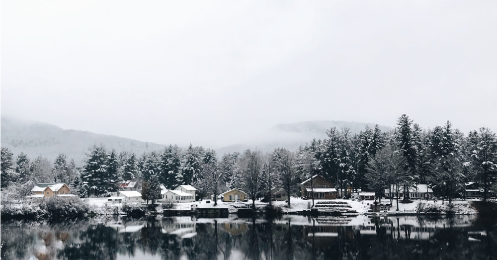 Enjoy a long weekend in the Adirondacks surrounded by breathtaking mountain views, winding rivers and glassy lakes, apple orchards galore, with a myriad of charming Upstate New York towns peppered in-between.