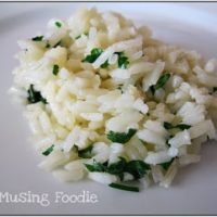 Garlic Cilantro Rice {Like Chipotle}