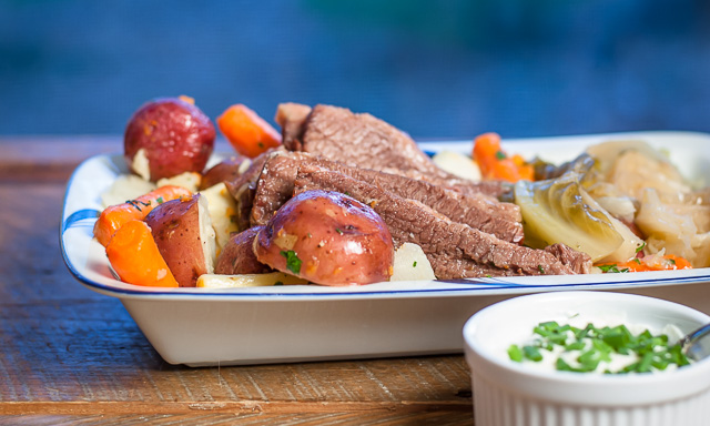 Even though most folks think about corned beef recipes in March thanks to St. Patrick's Day, corned beef makes for a yummy meal any time of the year! Try this corned beef recipe from thesusanwilliams.com!