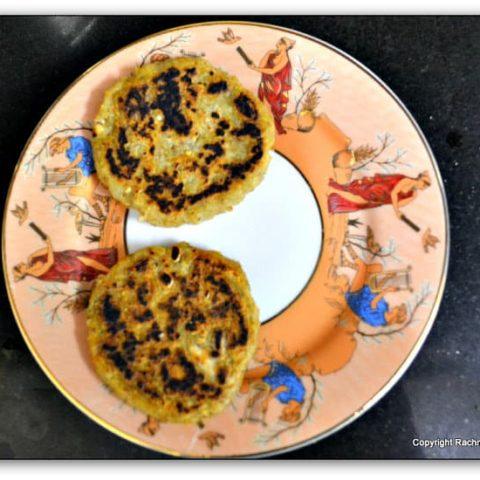 Savory Plantain and Potato Patties