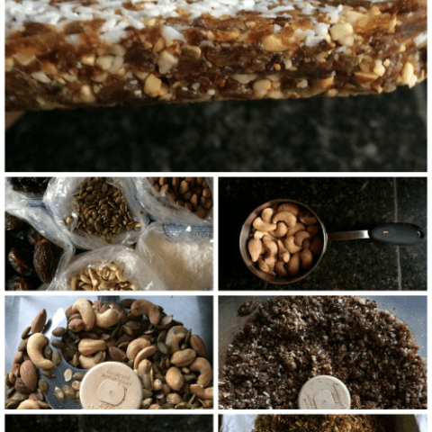 Snack Bars Recipe