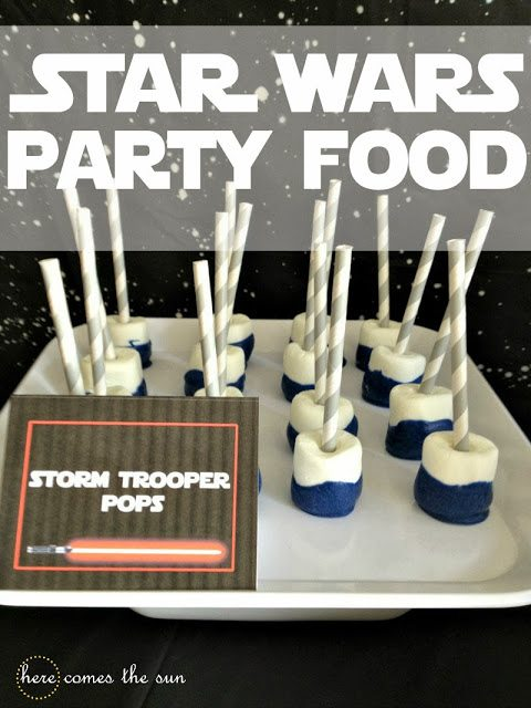 Star Wars Party Food