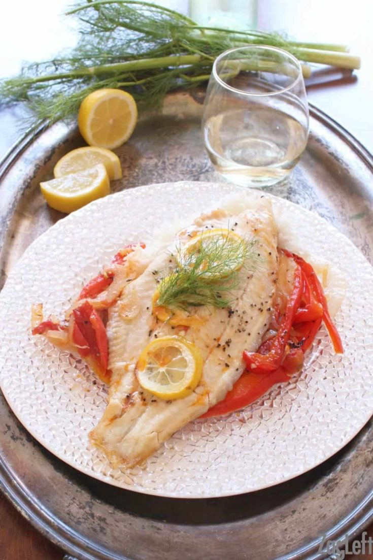 Healthy Baked Catfish