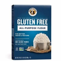 King Arthur Flour, All-Purpose Flour, Gluten Free, 24 Ounces