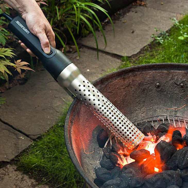 Looftlighter Electric Barbecue Starter