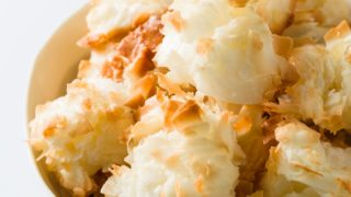 Easy Coconut Macaroons Recipe - Crispy, Chewy, and Fantastic