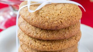 Honey Cinnamon Cookies