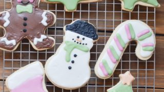 Awesome Vegan Sugar Cookies