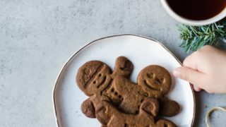 Spiced Gingerbread Man Cookies Recipe