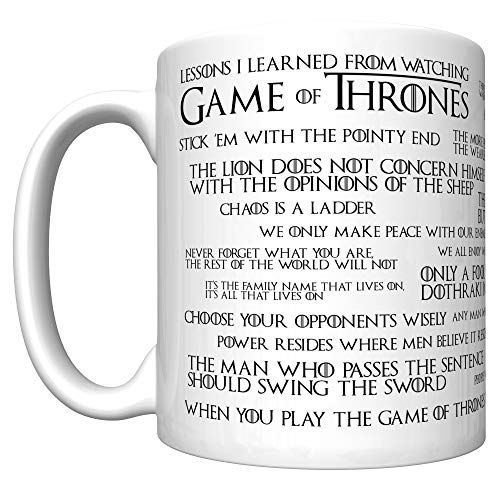 The super fan: Game of Thrones.